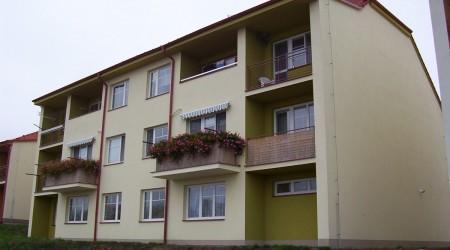 Bytový dům, Vyškov