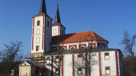 Kostel svaté Markéty, Podlažice
