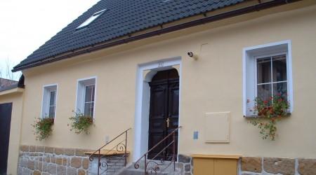 Historický rodinný dům, Doksy