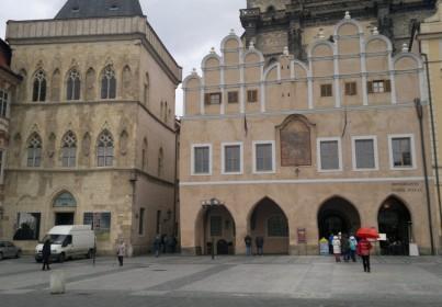 Dům U kamenného zvonu, Staroměstské náměstí Praha