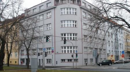 Bytový dům, Hradec Králové